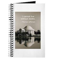 Jefferson's Quote Regarding B Journal