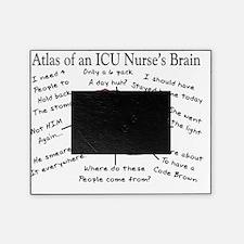 ATlas of an ICU Nurse Brain Picture Frame