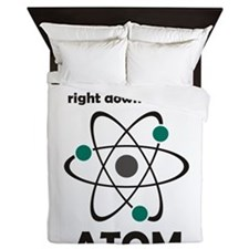 atomsawesome2 Queen Duvet