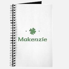 """""""Shamrock - Makenzie"""" Journal"""
