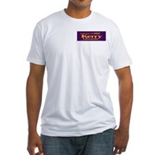 Geaux Kerry Fitted Shirt