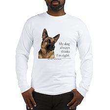 GSvsWifeTile Long Sleeve T-Shirt