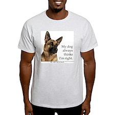 GSvsWifeTile T-Shirt