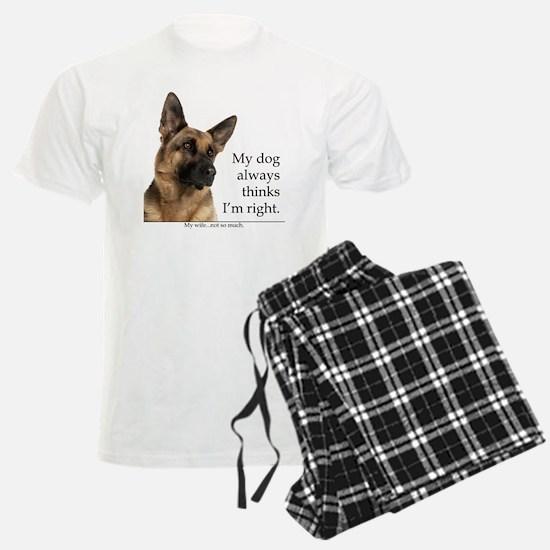 GSvsWifeTile Pajamas