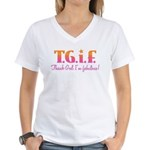 I'm Fabulous Women's V-Neck T-Shirt