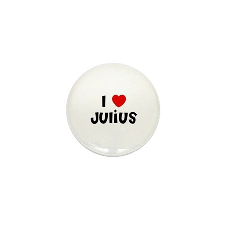 I * Julius Mini Button (10 pack)