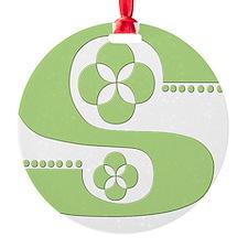 S - (KELLTIKA FONT) Ornament