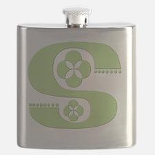S - (KELLTIKA FONT) Flask
