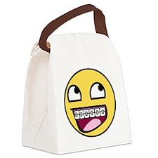 BRACES Canvas Lunch Bag