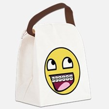 BRACES Canvas Lunch Bag