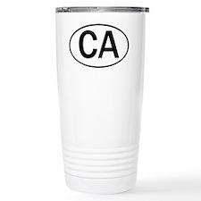 CA OVAL III Travel Mug