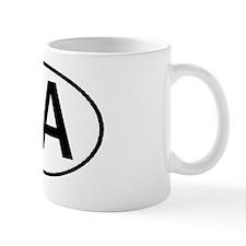 CA OVAL III Mug