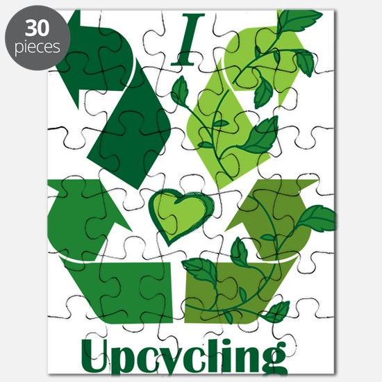 I love upcycling Puzzle