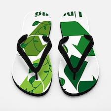 I love upcycling Flip Flops