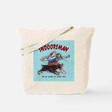 indoors-man2-TIL Tote Bag