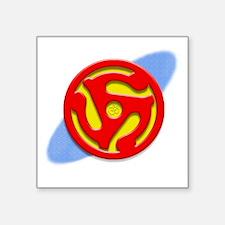 """Sonicman cafe Square Sticker 3"""" x 3"""""""