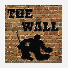 The Wall Tile Coaster