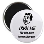 "Trust Me Male 2.25"" Magnet (10 pack)"