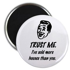 """Trust Me Male 2.25"""" Magnet (10 pack)"""