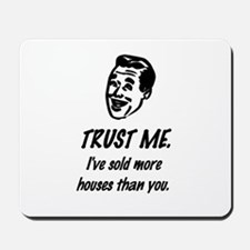 Trust Me Male Mousepad