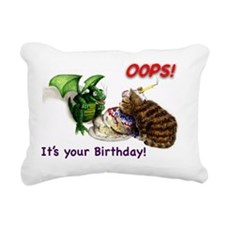 birthday_front Rectangular Canvas Pillow
