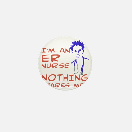 er-nurse Mini Button