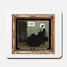 Whistler's Sheepdog Mousepad