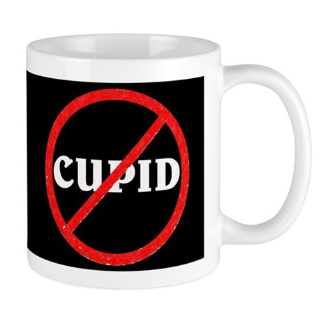 Anti-Cupid Mug