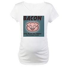 bacon-vegan-TIL Shirt