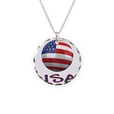 usa ns Necklace