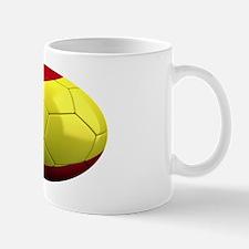 spain oval Mug