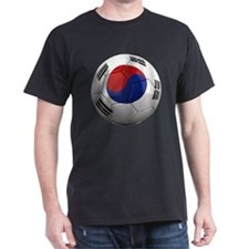 south korea round T-Shirt
