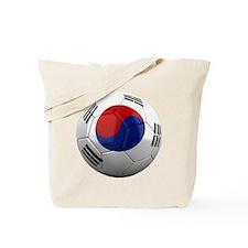 south korea round Tote Bag