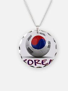 south korea Necklace