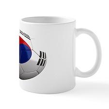 south korea oval Mug