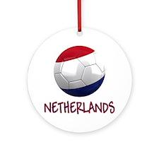 netherlands ns Round Ornament