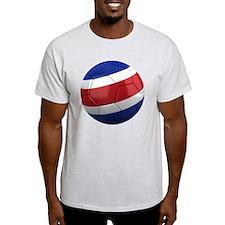 north korea round T-Shirt