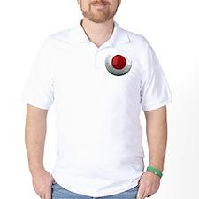 japan round T-Shirt