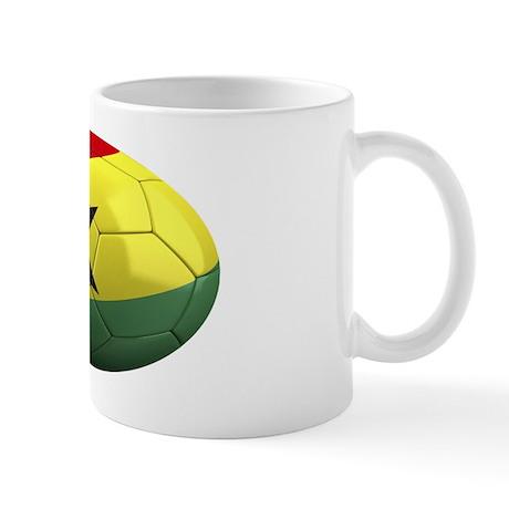 ghana oval Mug