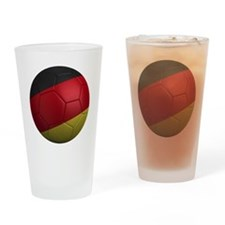 germany round Drinking Glass