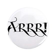 "Arrr 3.5"" Button (100 pack)"