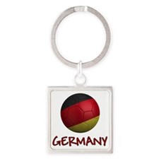 germany ns Square Keychain