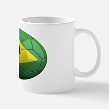 brazil oval Mug