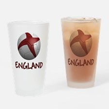 england ns Drinking Glass