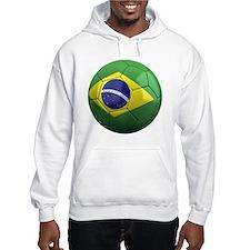 brazil round Hoodie