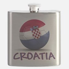 croatia Flask