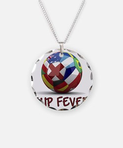 cup fever 1 Necklace