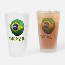 brazil ns Drinking Glass