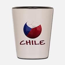 chile ns Shot Glass