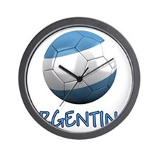 argentina ns Wall Clock